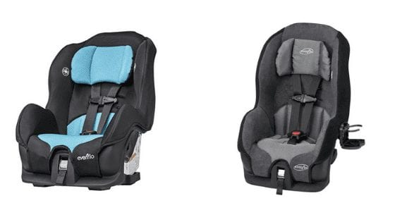 Evenflo Tribute 5 Convertible Car Seat on Rollback! Only $49.99!!