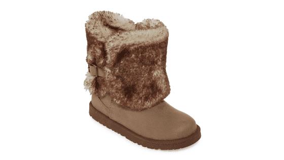 Arizona Girls Annika Winter Pull-On Boots for $18.74 (Reg. $50.00) Save 63% Off!