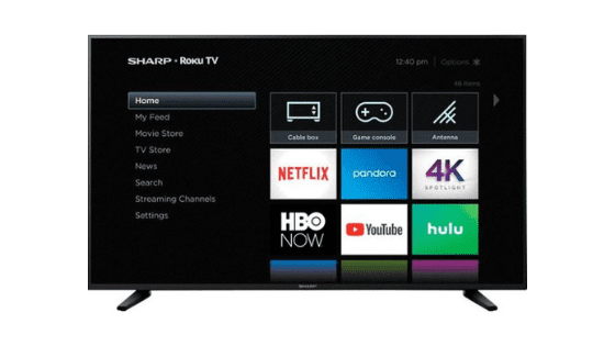 58″ 4K TV with HDR, ROKU and Great Reviews for $349.99!!!