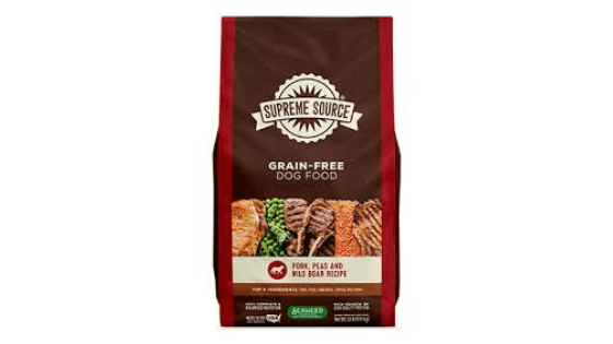 WOAH!!! 5lb Supreme Source Dog Food for $1.99 at Safeway (Reg. $11.99)! Digital Coupon Deal!