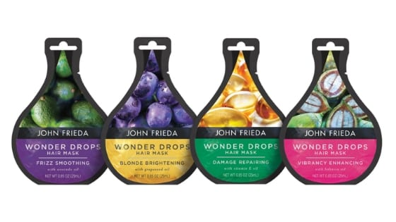 FREE John Frieda Wonder Drops at Walmart!!