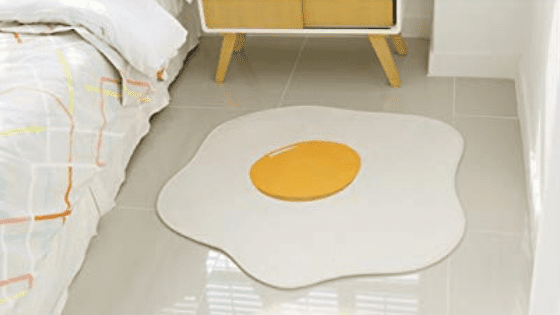 Egg Drop Solutions: The Egg Rug (3/30)