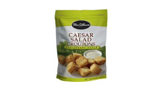 Mrs. Cubbison's Crutons for $0.04 at King Soopers!