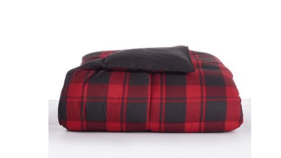 CLEARANCE!!! The Big One Down Alternative Comforter for $15.99 (Reg. $119.99)!