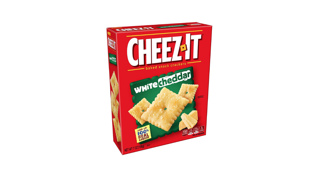 WOAH! Cheez-It White Cheddar Box for $0.80 on Amazon Prime Pantry! Stock UP!