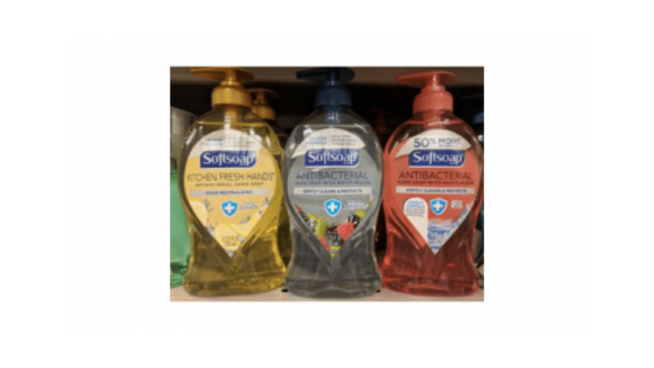 Softsoap Hand Wash for 0.49 at King Soopers!