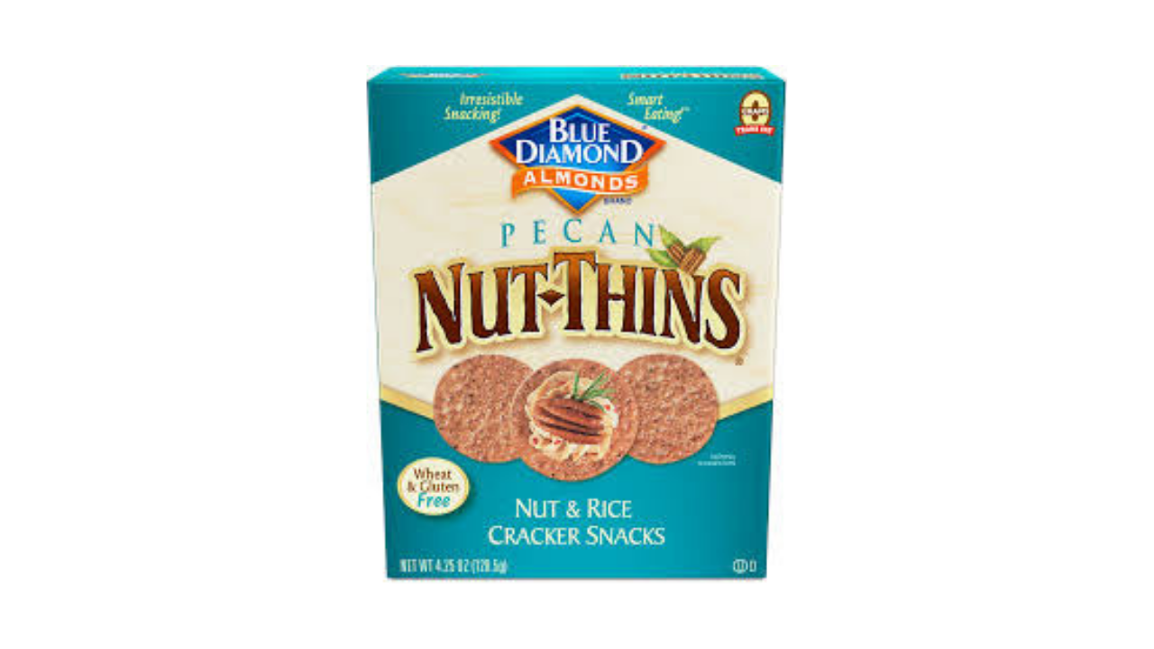 Blue Diamond Nut Thins for $0.49 at King Soopers!