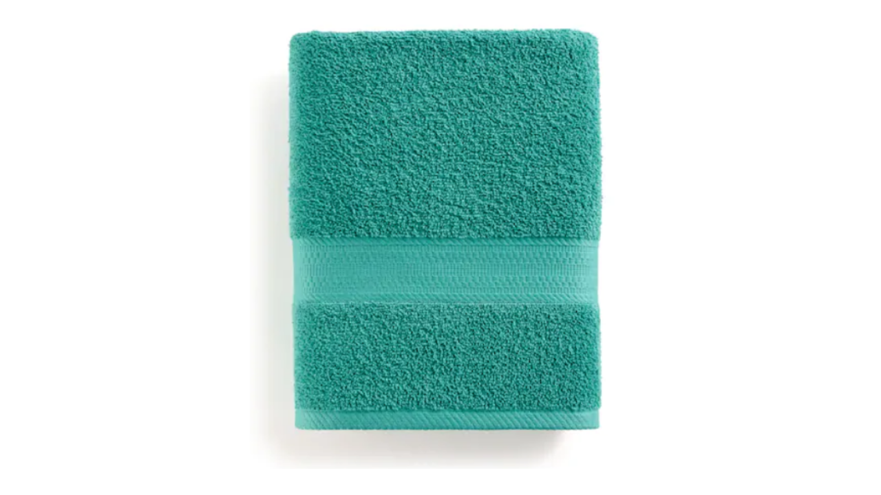 The Big One Solid Bath Towel for $2.99 at Kohl's (Reg. $9.99)! GO! GO! GO!