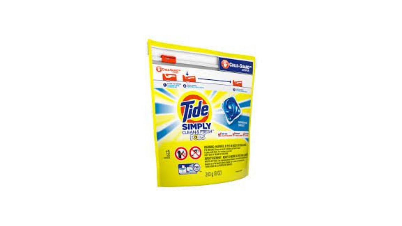Tide Simply Laundry Detergent for $1.99 at Walgreens! Digital Deal!