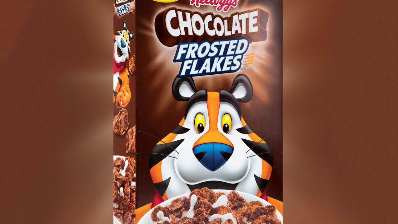 Cholocate Frosted Flakes