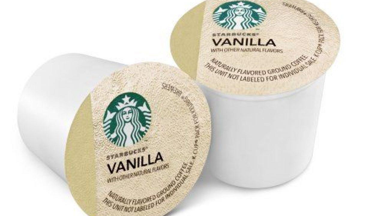 Vanilla Starbucks