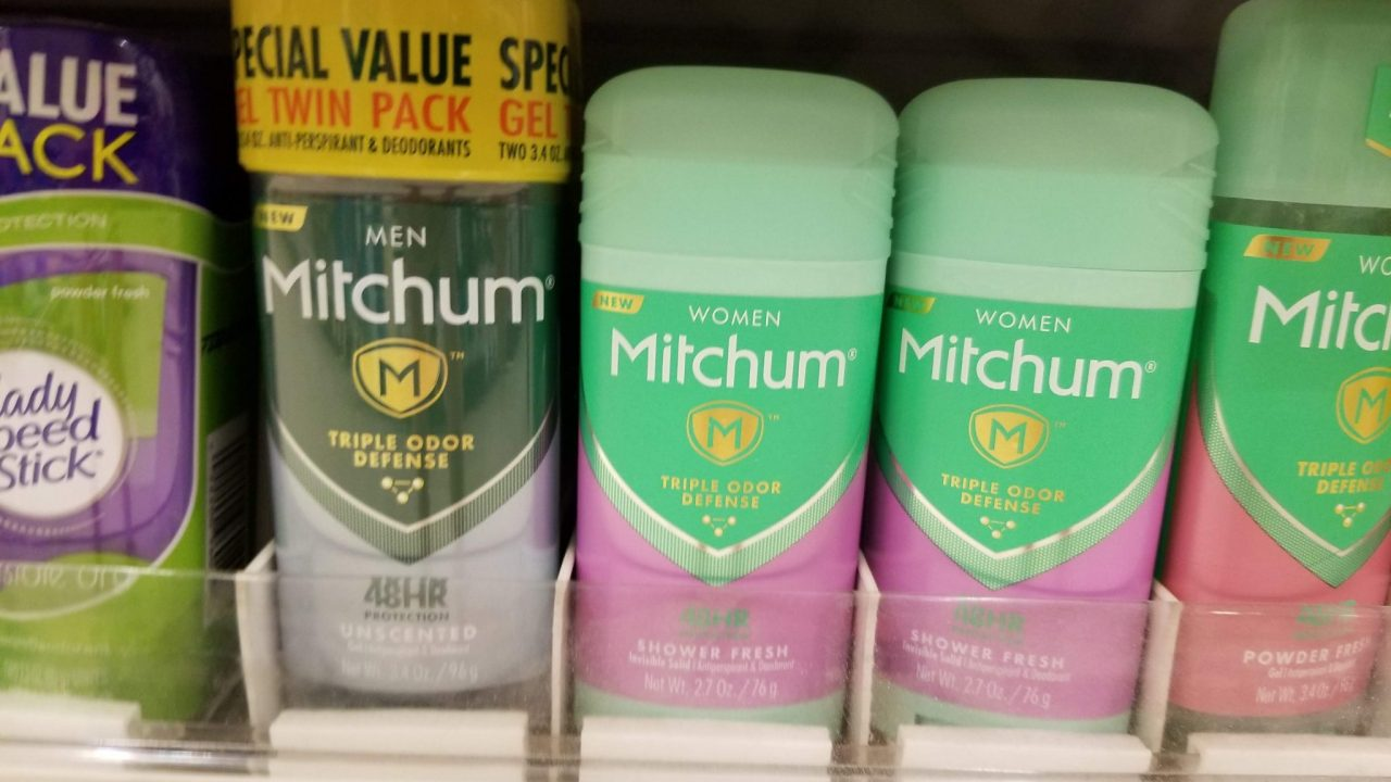 photograph about Mitchum Printable Coupon called WOW! Mitchum or Female Mitchum Deodorant Package at Walgreens!!