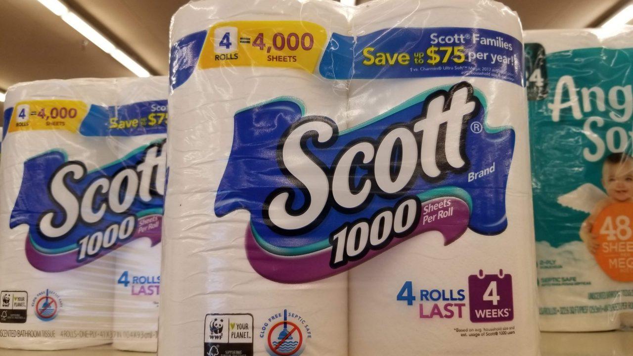 Scott Bathroom Tissue 12 Ct Must Do Deal At Walgreens